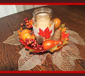Thanksgiving Centerpiece Craft For The Holiday Challenged Hometalk