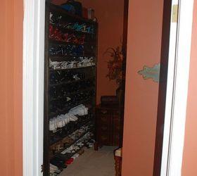 Turn A Spare Bedroom Into A Closet Diy, Bedroom Ideas, Closet, Diy,