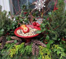 Winter Decorating At Our Fairfield Home Garden, Flowers, Gardening,  Seasonal Holiday D Cor