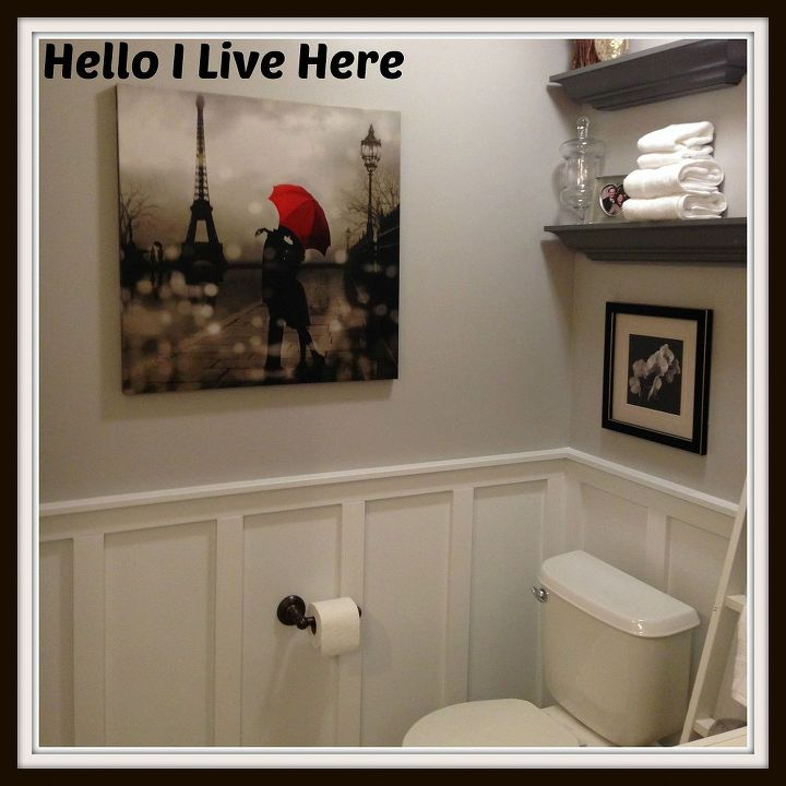 Boys Bathroom Makeover - 2 Little Supeheroes2 Little ...