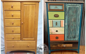 Funky Wardrobe UpCycle