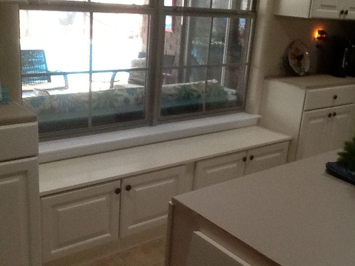 Foam For Kitchen Window Seat It Measures 76 1 2 Quot X 13