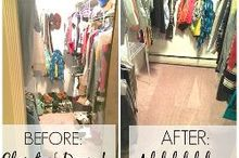 6 secrets for closet organization tips tricks, closet, organizing, Can this really be done in about an hour YES