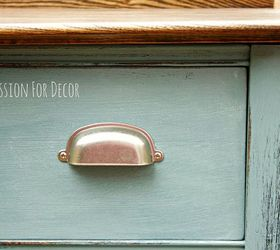 A Modern Update For A Timeless Dresser, Chalk Paint, Painted Furniture, New  Hardware