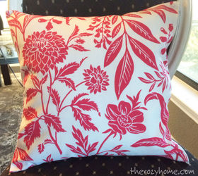 no sew pillow with zippers crafts reupholster & No Sew Pillow (With Zippers!) | Hometalk pillowsntoast.com