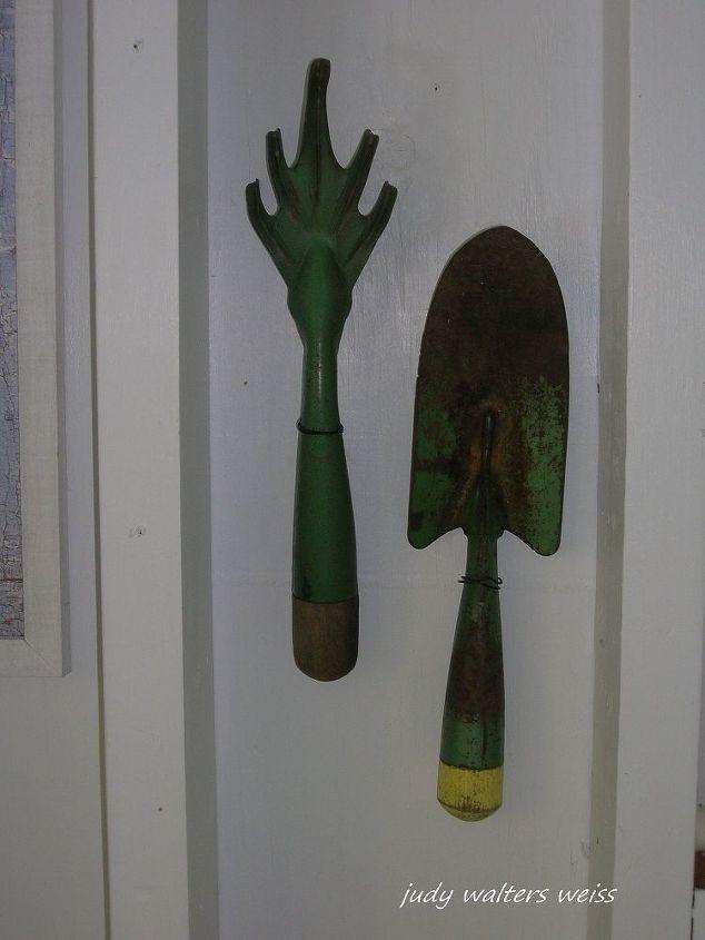 Vintage garden tools found @ a flea market