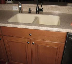 ... If This Replacement Sink Style Is Possible With The Existing Cabinetry  And Corian Counters And More Importantly B) What Kind Of Repairman Would I  Call ...