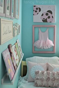my daughter s tutu cute shabby chic vintage inspired room, bedroom ideas, home decor, shabby chic
