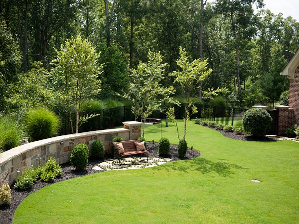 Well tended lawn posted by Core Landscape Group, Inc.