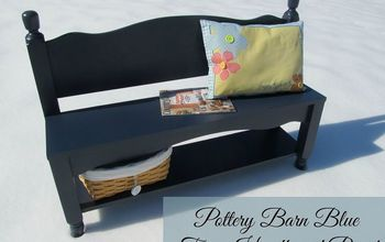 Headboard Bench With Storage Shelf
