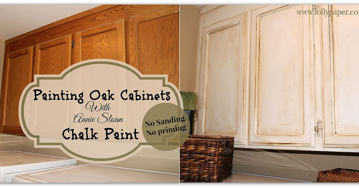 Can I Use Chalk Paint On Kitchen Cabinets