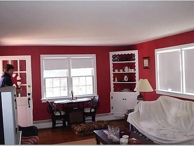 my painting, bedroom ideas, home decor, living room ideas, painting, WALLPAPER REMOVAL PAINTED WALLS CEILING AND ALL TRIM