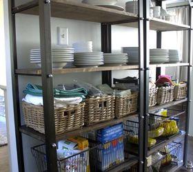 7 ways to create pantry and kitchen storage closet kitchen design shelving ideas
