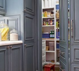 7 Ways To Create Pantry And Kitchen Storage, Closet, Kitchen Design,  Shelving Ideas