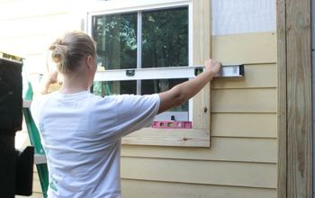 How to Install Hardie Board Siding #DIYMySpring