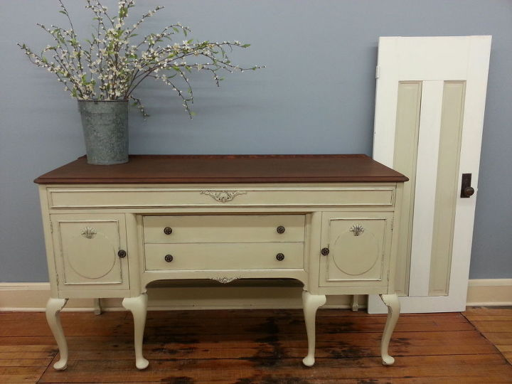 Buffet Painted With Chalk Paint Decorative By Annie