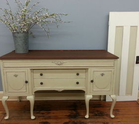 Buffet Painted With Chalk Paint Decorative Paint By Annie Sloan, Chalk Paint,  Painted Furniture