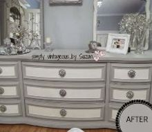 a day in the life of a furniture painter, painted furniture