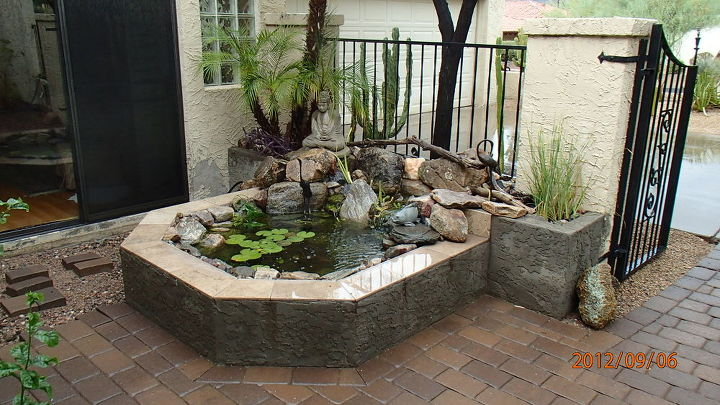 guffey, concrete masonry, gardening, landscape, outdoor living, ponds water features