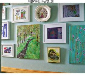 A Beautiful Art Gallery Wall, Crafts, Foyer, Home Decor, Wall Decor,