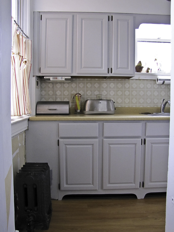 How To Make Your Kitchen Cabinets Look Built In Using S