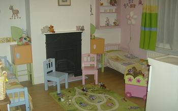 Farmyard Themed Room for Toddler Boy and Girl Twins