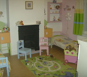 Farmyard Themed Room For Toddler Boy And Girl Twins, Bedroom Ideas, Home  Decor,