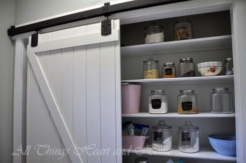 adding a pantry w a sliding barn door, closet, doors, kitchen design, When