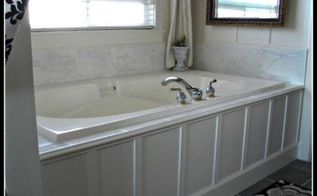 we updated our 90 s bathtub in one weekend with less than 200, bathroom ideas, diy, home decor, tiling, The entire project took one weekend and cost around 200