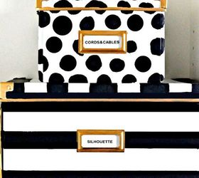Merveilleux Kate Spade Inspired Ikea Storage Boxes, Cleaning Tips, Repurposing  Upcycling, Storage Ideas