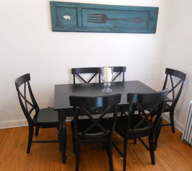 Before And After Painted Dining Table Top To Refinished Natural Wood, Painted  Furniture, Woodworking