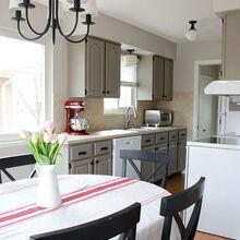 kitchen update on a budget, appliances, home decor, kitchen backsplash, kitchen design, painting