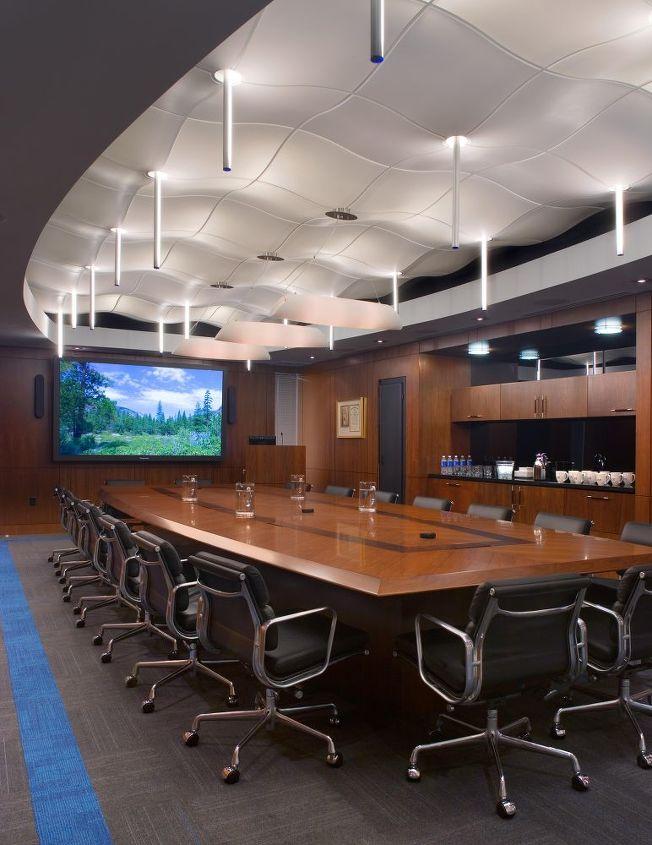 corporate office boardroom