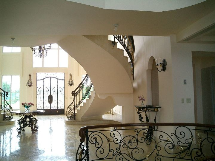 we have completed several projects in panama over the course of 12 years working with, architecture, home decor, Entry foyer from the living room