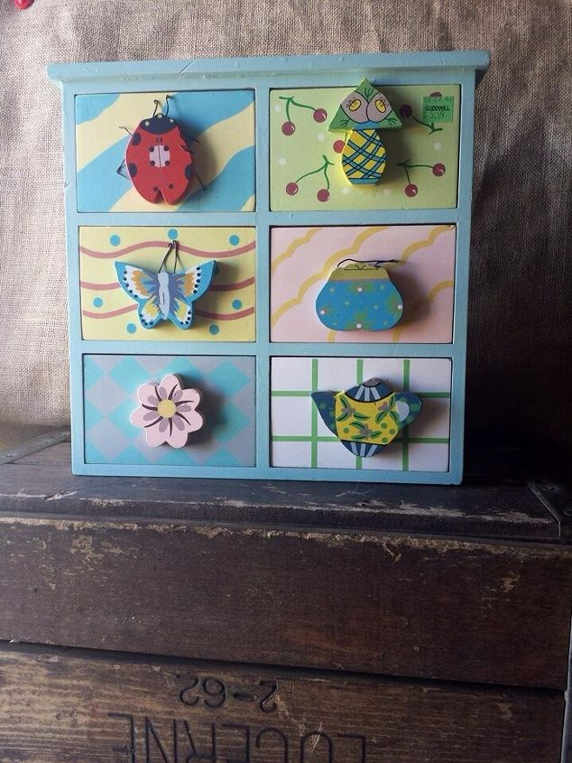 this six drawer cabinet goes transforms from little girl to lady, chalk paint, painted furniture