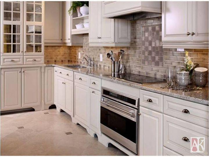atlanta in town kitchen, home decor, kitchen backsplash, kitchen design, Atlanta In Town Kitchen Remodel