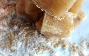 Double Sugar Scrub Cubes With Honey