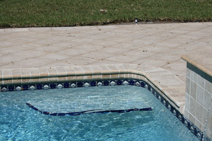Renovating A Pool Deck Without Removing Old Cracked