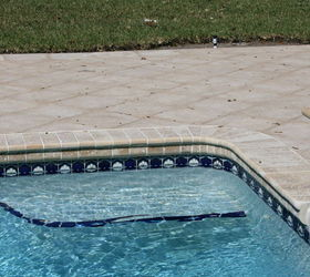 Wonderful Renovating A Pool Deck Without Removing Old Cracked Concrete Deck, Concrete  Masonry, Decks,