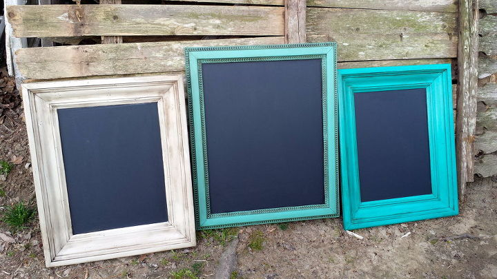 Repurposed Picture Frames | Hometalk