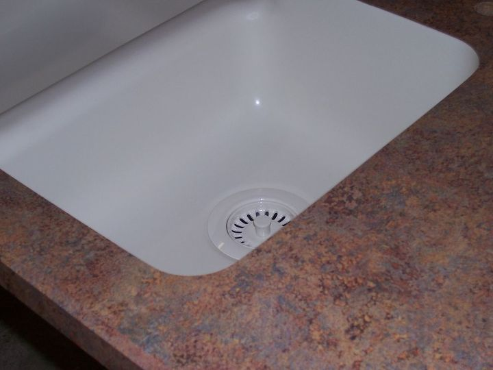 undermount sinks in laminate tops, countertops, kitchen design