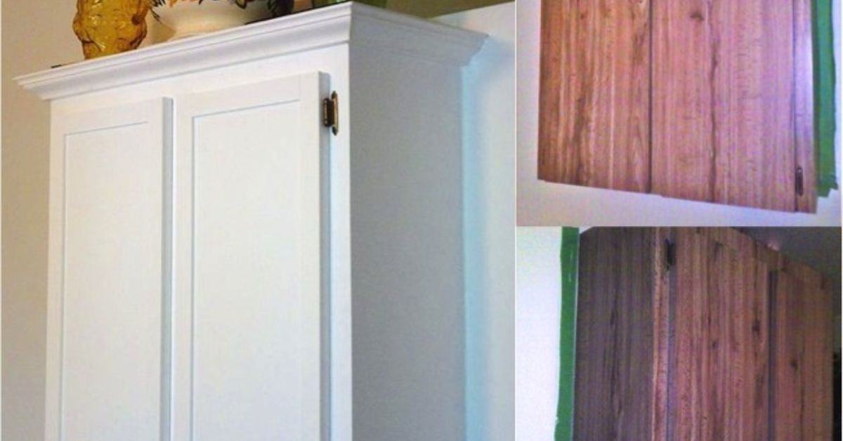 how to redo laminate kitchen cabinets how to refinish formica cabinets amp unique chalk 8841