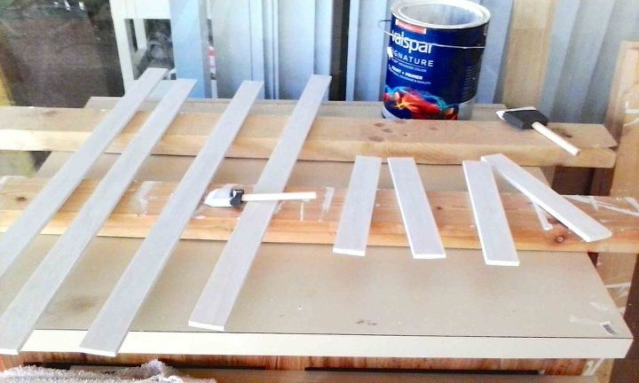 How To Refinish Formica Cabinets Unique Homemade Chalk Paint Recipe Kitchen