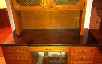 stained concrete countertops, concrete countertops, countertops, painting