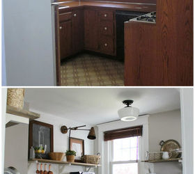 Diy Kitchen Remodel On A Tight Budget, Home Improvement, Kitchen Cabinets,  Kitchen Design