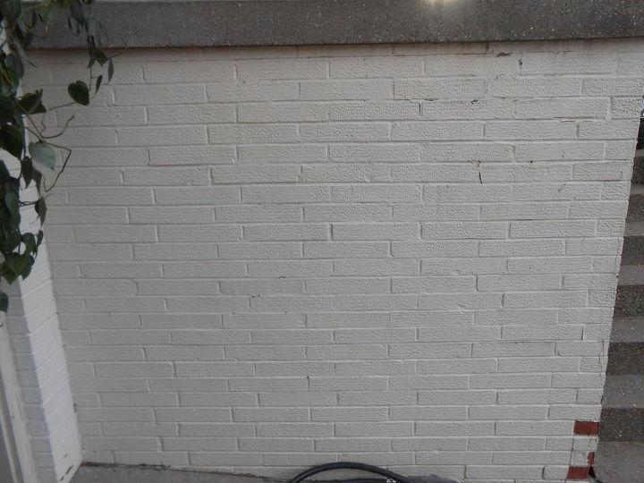 Blank ugly wall