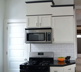 Spectacular kitchen cabinet makeover actually it was more like plastic surgery diy home decor