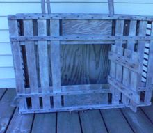 any ideas what i could create out of this, diy, painted furniture, pallet, repurposing upcycling, woodworking projects