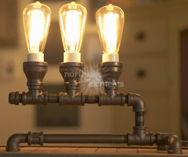 reclaimed wood industrial lighting, lighting, repurposing upcycling