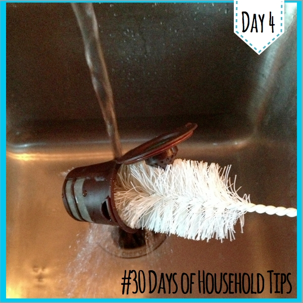 household tips series, cleaning tips